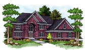 Plan Number 97347 - 4963 Square Feet