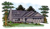 Plan Number 97352 - 1735 Square Feet