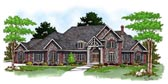 Plan Number 97358 - 5752 Square Feet