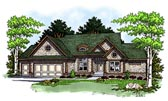 Plan Number 97360 - 3677 Square Feet