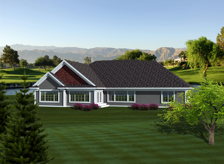 House Plan 97368 At