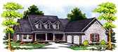 Plan Number 97371 - 2795 Square Feet