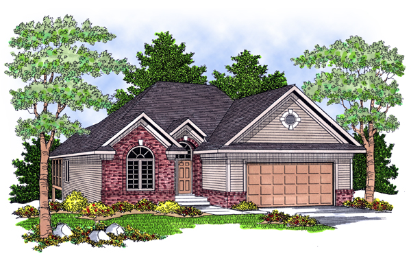 House Plan 97386