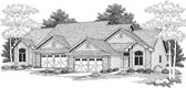 Plan Number 97394 - 5032 Square Feet