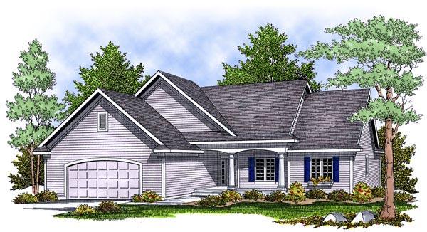 House Plan 97395