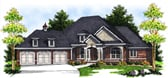 Plan Number 97396 - 4406 Square Feet