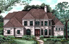 Plan Number 97400 - 3094 Square Feet