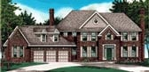 Plan Number 97401 - 3404 Square Feet