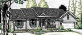 Plan Number 97416 - 1842 Square Feet