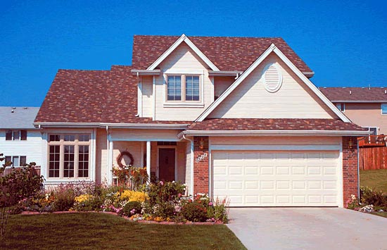 Country House Plan 97434 Elevation