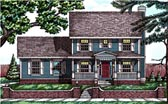 Plan Number 97435 - 1628 Square Feet