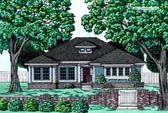 Plan Number 97442 - 1650 Square Feet