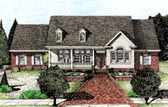 Plan Number 97470 - 2188 Square Feet