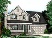 Plan Number 97476 - 1297 Square Feet