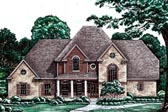 Plan Number 97485 - 3080 Square Feet