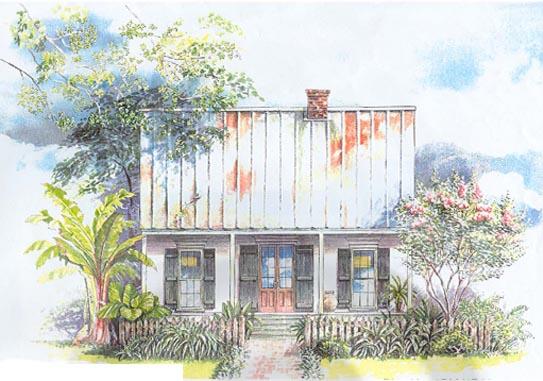 House Plan 97500