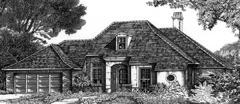 House Plan 97501