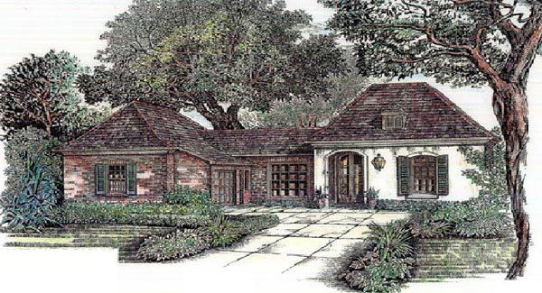 House Plan 97530