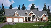 Plan Number 97604 - 2621 Square Feet