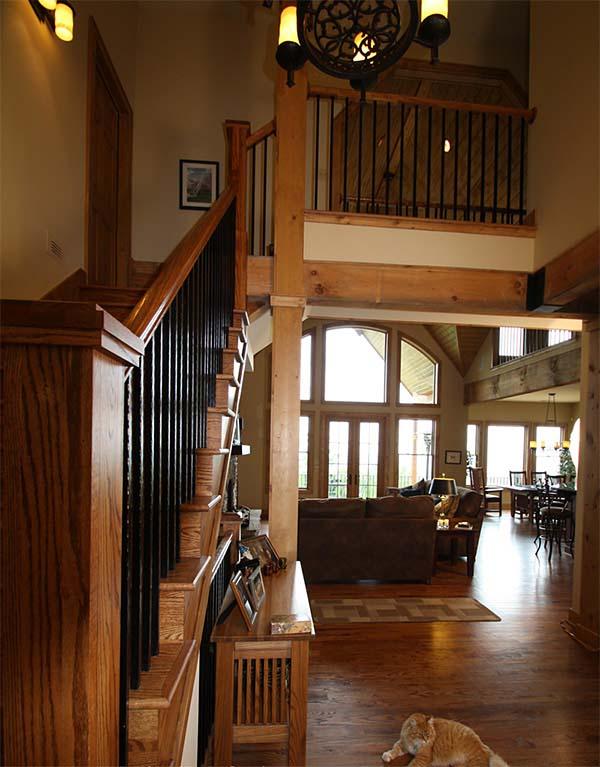Cottage Country Craftsman European Tudor House Plan 97607