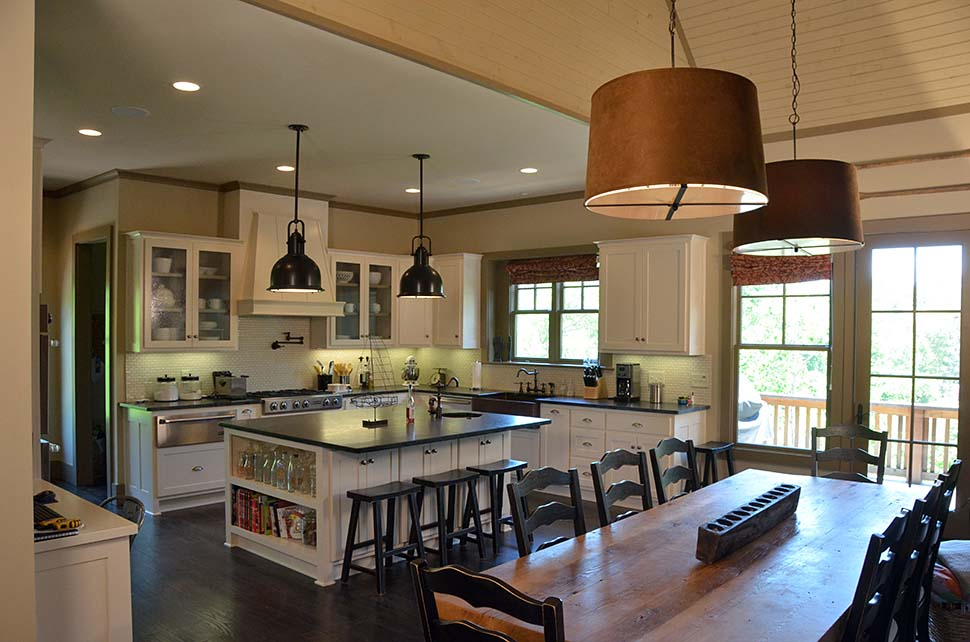 Country, Craftsman, Tuscan House Plan 97637 with 3 Beds, 4 Baths, 3 Car Garage Picture 1