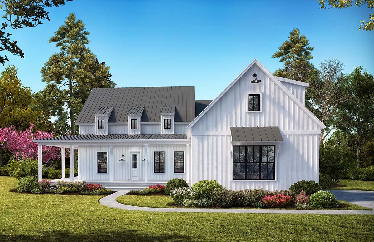 House Plan 97667
