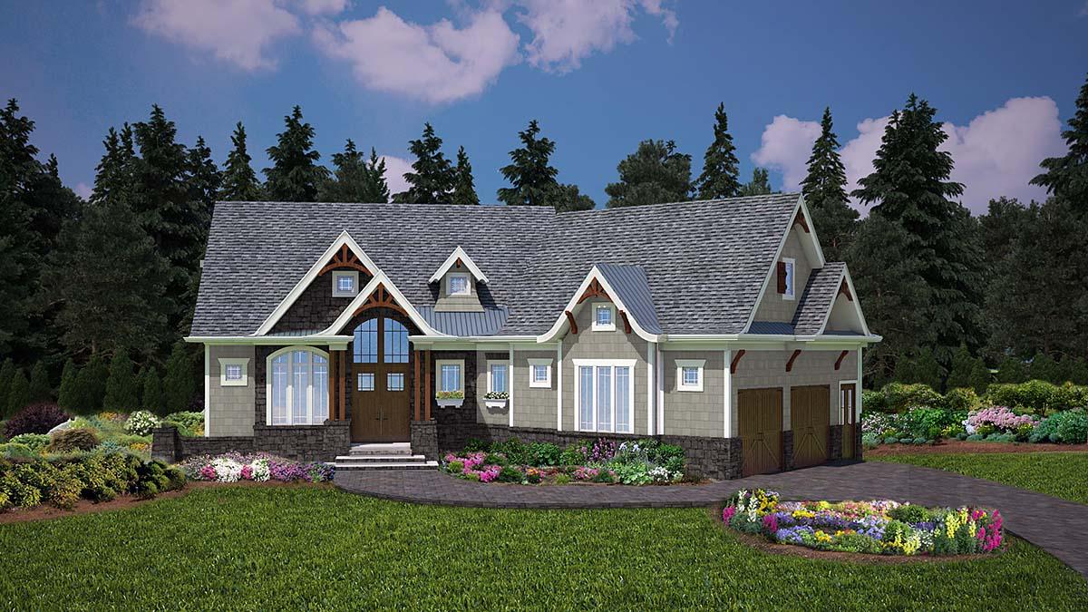 House Plan 97684