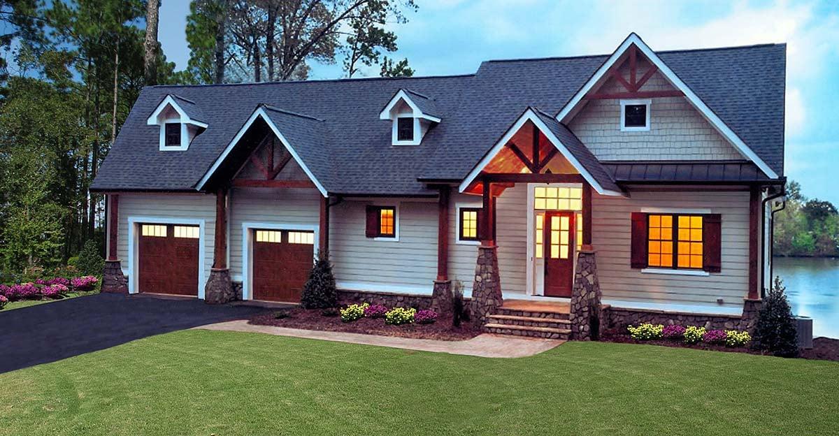House Plan 97687