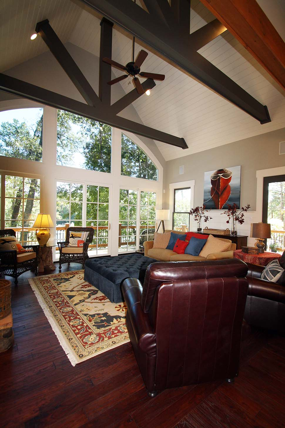 Craftsman, One-Story, Ranch, Traditional House Plan 97687 with 3 Beds, 3 Baths, 2 Car Garage Picture 4