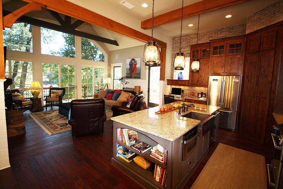 Craftsman, One-Story, Ranch, Traditional House Plan 97687 with 3 Beds, 3 Baths, 2 Car Garage Picture 8