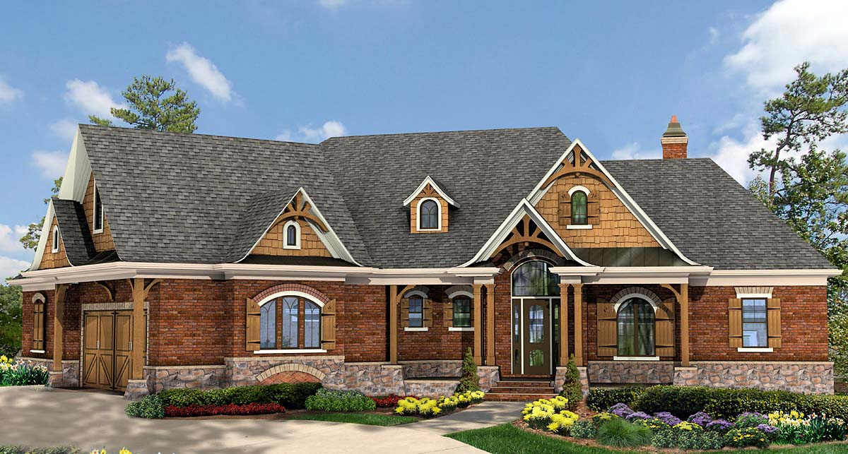 House Plan 97699