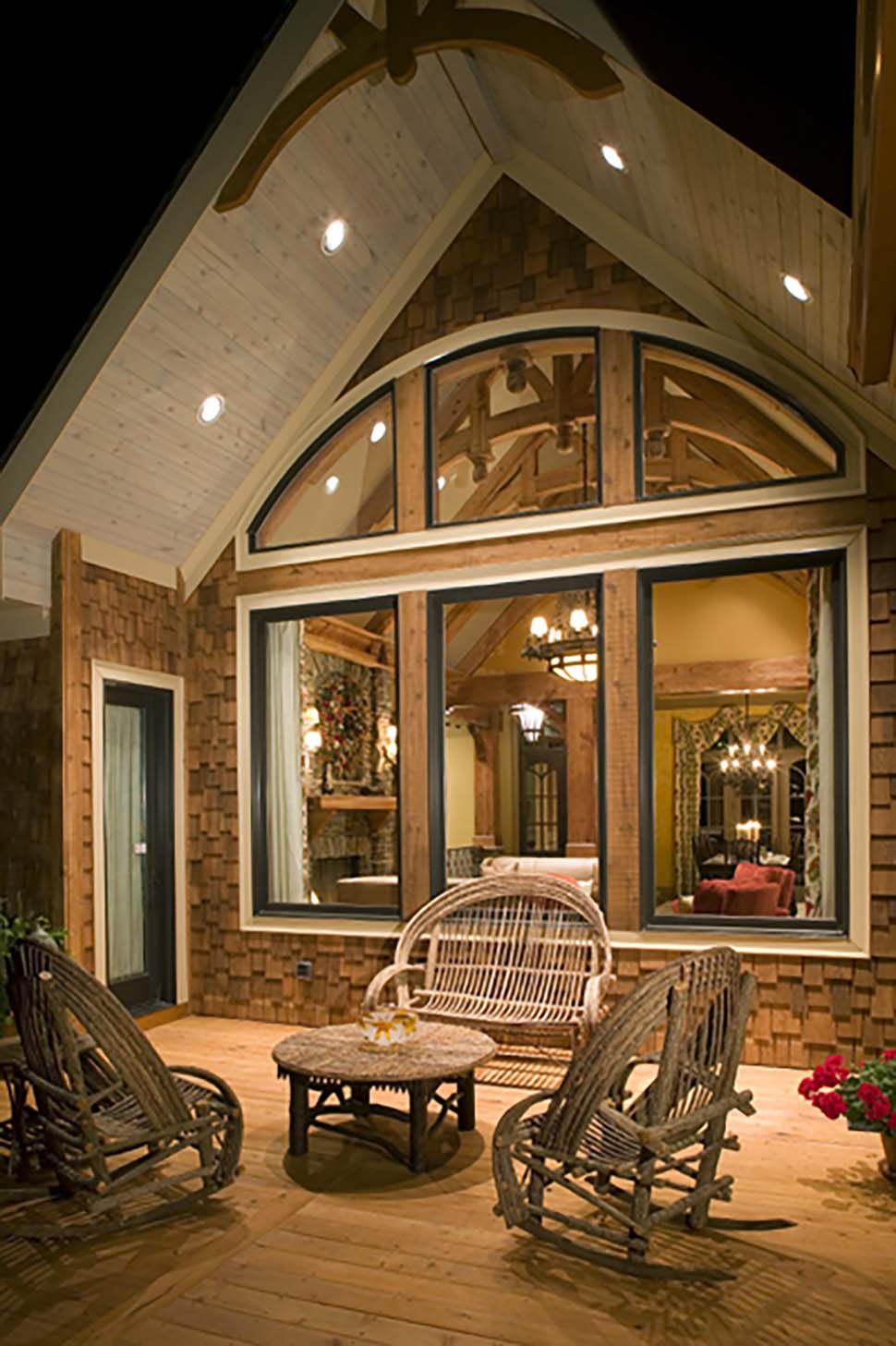 Craftsman, Ranch House Plan 97699 with 3 Beds, 4 Baths, 2 Car Garage Picture 3