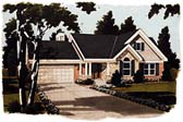 Plan Number 97702 - 1601 Square Feet
