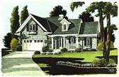 Plan Number 97705 - 1898 Square Feet