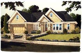 Bungalow House Plan 97743 Elevation