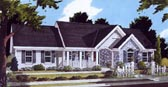 Plan Number 97760 - 1611 Square Feet