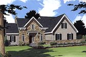 Plan Number 97782 - 1661 Square Feet