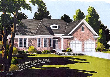 Traditional Victorian House Plan 97783 Elevation