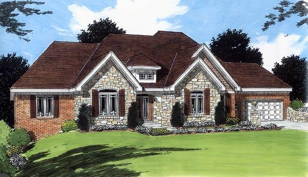 House Plan 97784