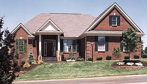 European House Plan 97793