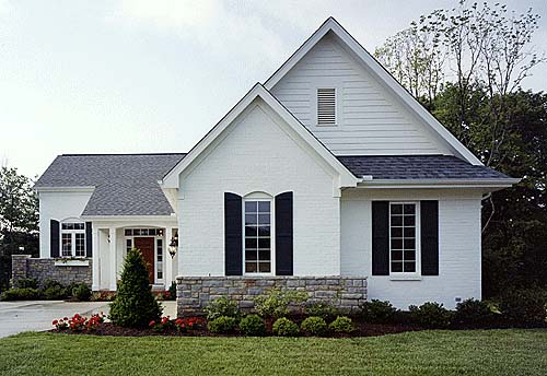 House Plan 97795 | Traditional Style Plan with 2469 Sq Ft, 3 Bedrooms, 3 Bathrooms, 2 Car Garage