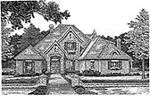 Plan Number 97801 - 2985 Square Feet