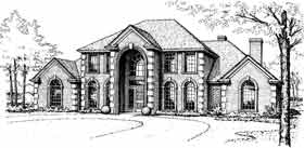 Plan Number 97802 - 3670 Square Feet