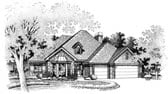 Plan Number 97847 - 2192 Square Feet