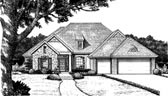 Plan Number 97850 - 2253 Square Feet