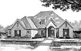 Plan Number 97861 - 2501 Square Feet