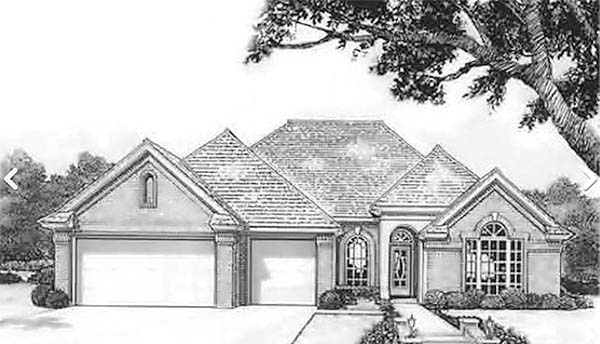 House Plan 97878