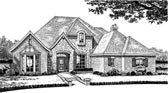 Plan Number 97881 - 3448 Square Feet