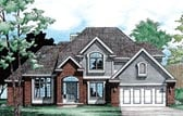 Plan Number 97900 - 2340 Square Feet