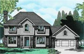 Plan Number 97906 - 2058 Square Feet